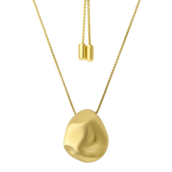 Dean Davidson Lagos Pendant Necklace - Gold