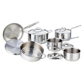 Meyer Confederation 11-Piece Cookware Set