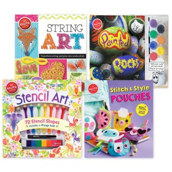 Klutz: Crafty Kids Pack