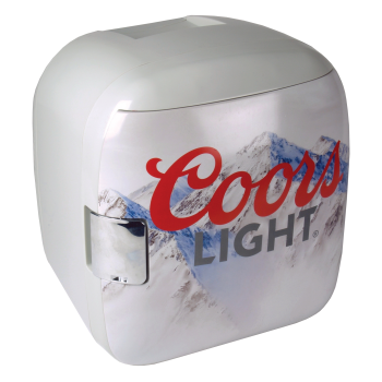 Koolatron Coors Light Cube 12-Can Electric Beverage Cooler