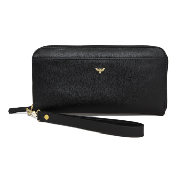 Ebby Rane The Everything Wallet - Runway Black