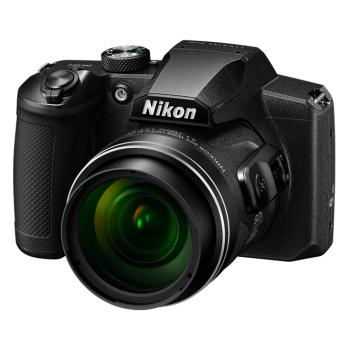 Nikon COOLPIX B600 Compact Digital Camera - Black