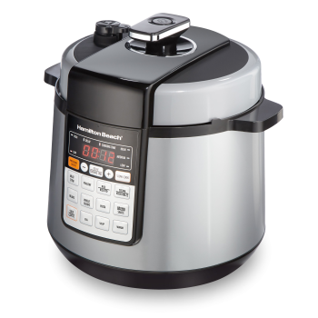 Hamilton Beach® 6-Quart Multifunction Pressure Cooker