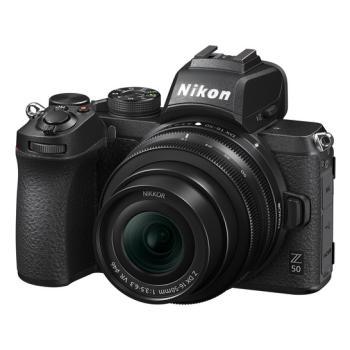 Nikon Z50 Mirrorless Digital Camera with 16-50mm VR Kit