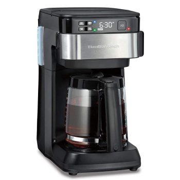 Hamilton Beach® Smart 12 Cup Coffee Maker - Works with Alexa® Certified