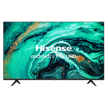 "Hisense H78G Series 75"" 4K Ultra HD Android TV"