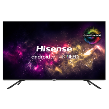 "Hisense Q8G Series 50"" 4K ULED™ Android TV with Quantum Dot Technology"