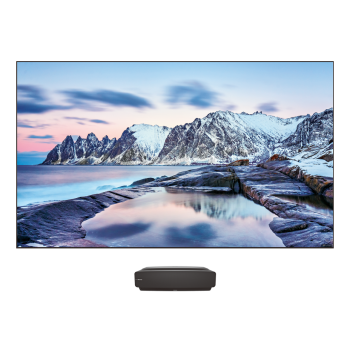 Hisense L5F Series 100'' 4K HDR Smart Android Laser TV