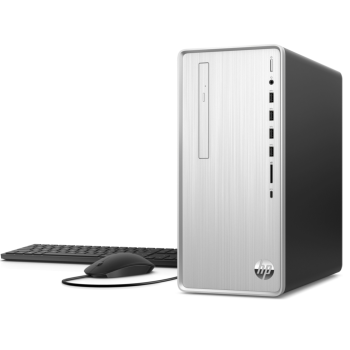 HP Pavilion TP01-0019 Desktop (Monitor Not Included) with HP 2-Year 3-day Onsite Desktop Service