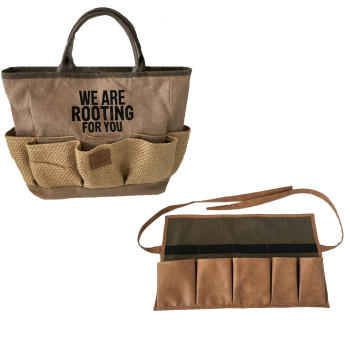 Koppers Home Gardening Tote & Tool Belt