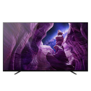 SONY® A8H Series 55'' Bravia OLED 4K Ultra HD HDR Smart Android TV