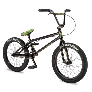 "Eastern Bikes Javelin 2020 20"" Complete Bike - Black/Camo"