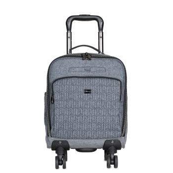 LUG® Ranger Wheelie Underseat Luggage - Heather Grey