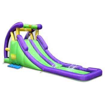 Happy Hop Double Water Slide