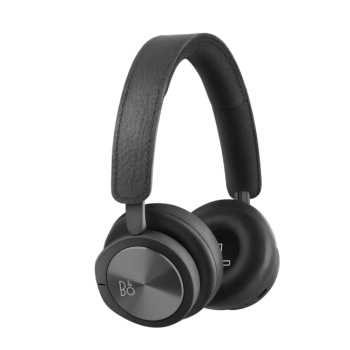 Bang & Olufsen Beoplay H8i ANC Wireless Bluetooth On-Ear Headphones - Black