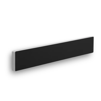 Bang & Olufsen Beosound Stage Wireless Multiroom Soundbar - Silver/Black