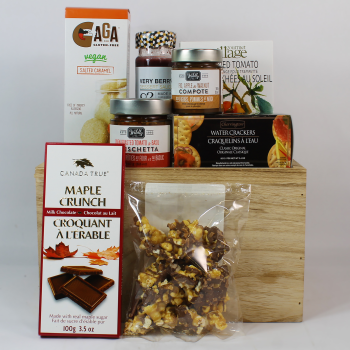 Peter & Paul's Gifts Made in Canada Gift Basket