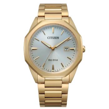 Citizen Men's Eco-Drive Corso Gold-Tone Watch