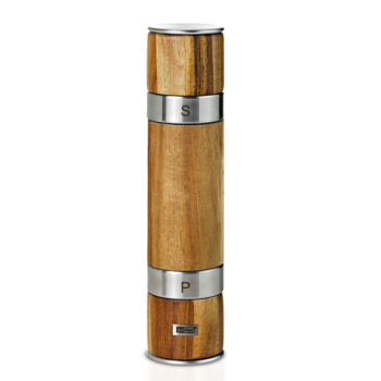 AdHoc® DUOMILL Pepper and Salt Double Mill