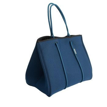 Bag and Bougie Navy Tote