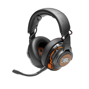 JBL Quantum ONE USB Wired Over-Ear Professional Gaming Headset - Black