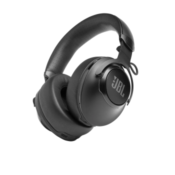 JBL Club 950NC Wireless Over-Ear Noise Cancelling Headphones - Black