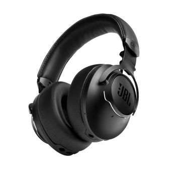 JBL Club ONE Wireless Over-Ear True Adaptive Noise Cancelling Headphones - Black