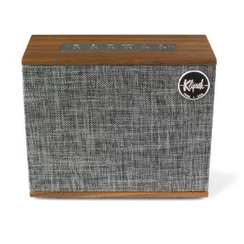 Klipsch® Heritage Groove Portable Bluetooth Speaker  - Walnut