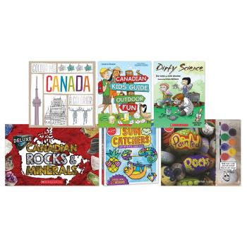 Oh Canada Busy Bundle