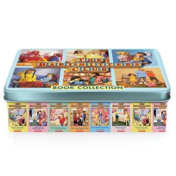 The Baby-Sitters Club Retro Tin (Box Set) by Ann M Martin