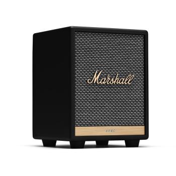 Marshall Uxbridge Voice Speaker with Google Assistant - Black