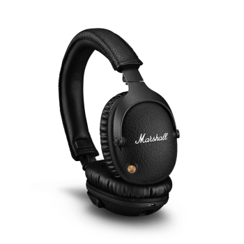 Marshall Monitor II A.N.C. Noise Cancelling Wireless Over-Ear Headphone - Black