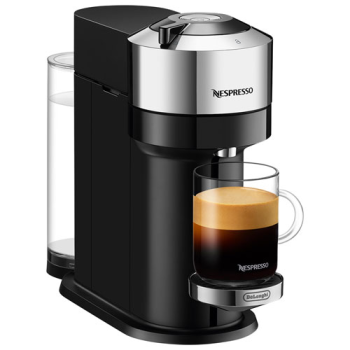 Nespresso Vertuo Next Coffee and Espresso Machine - Chrome