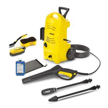 Karcher 1600 PSI K2 Pressure Washer with Car Care Kit