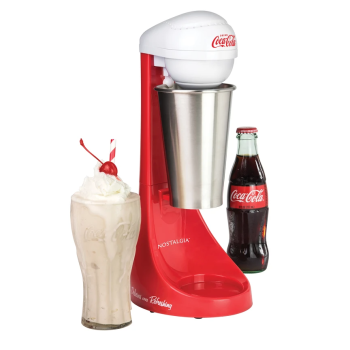 Nostalgia™ Coco-Cola® Limited Edition 2-Speed Milkshake Maker
