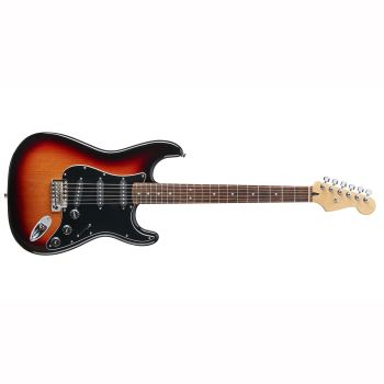 DaVinci Luthiers Stratocaster Guitar Pack 2 with 30 Days Online Lessons and Fender Guitar Essentials