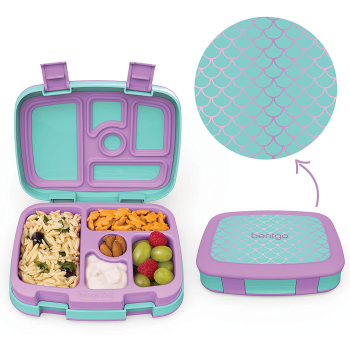 Bentgo® Kids Prints Lunch Box - Mermaid Scales