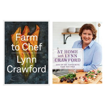 Lynn Crawford 2-Cookbook Bundle