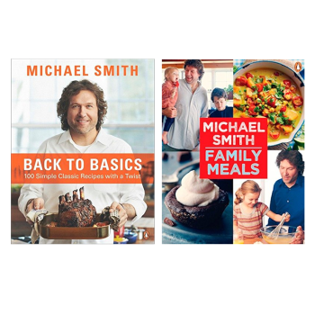 Micheal Smith 2-Cookbook Bundle