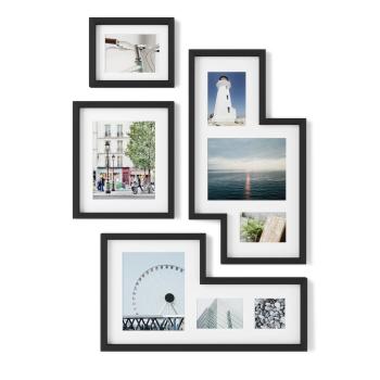 Umbra® Mingle Gallery Photo Frame - Black