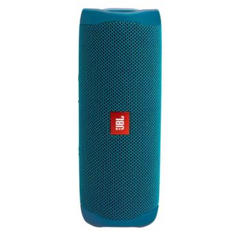 JBL Flip 5 Eco Edition Portable Waterproof Speaker - Ocean Blue