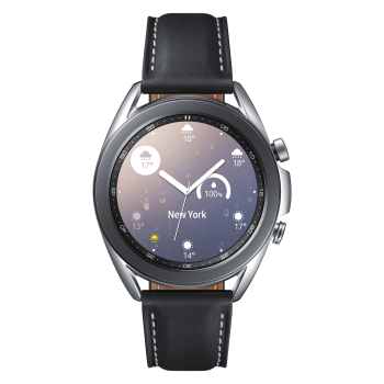Samsung Galaxy Watch 3 - Mystic Silver - 41 mm