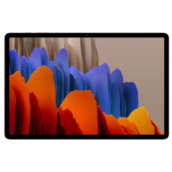 Samsung Galaxy Tab S7+ - Mystic Bronze - 128GB