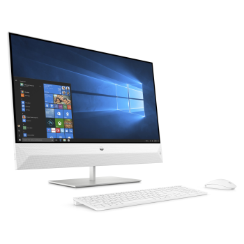 HP Pavilion 27-xa0049 All-in-One PC with Integrated FHD 27'' Monitor - Includes HP 2-Year 3-Day Onsite Desktop Service