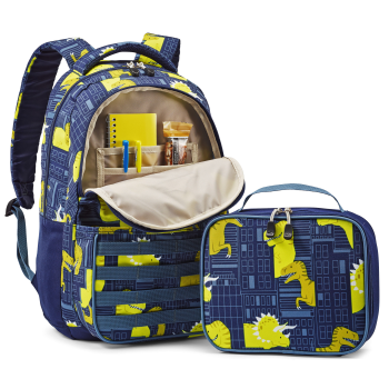 High Sierra Joel Lunch Kit Backpack - Dino City