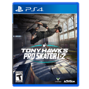 Tony Hawk's™ Pro Skater™ 1 + 2 - PS4