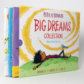 Big Dreams Collection by Peter H Reynolds