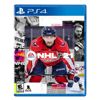 NHL 21 - PS4 - PREORDER