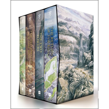 THE HOBBIT & THE LORD OF THE RINGS BOXED SET J. R. R. Tolkien