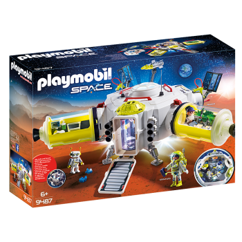 Playmobil Mars Space Station